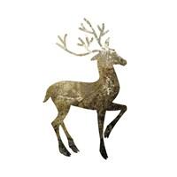 Glimmer Deer 1 Fine Art Print