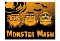 Monster Mash Fine Art Print