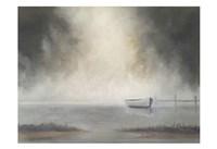 Misty Fine Art Print