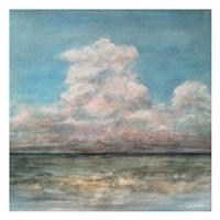 Cloud In The Distance Fine Art Print