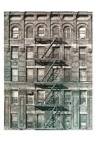City Escapes 4 Framed Print