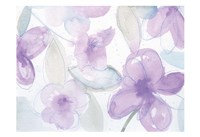 Lilac Garden Fine Art Print