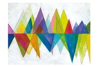 Asym Pop Fine Art Print