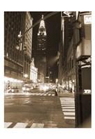 Streets Of NY Fine Art Print