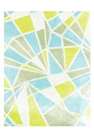 Contemporary Sails Framed Print