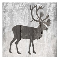 Hunting Time Framed Print