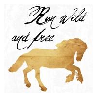 Wild And Free Fine Art Print