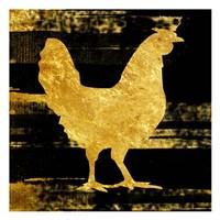 Rich Rooster Fine Art Print