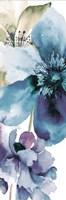 Icy Petals Fine Art Print