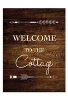 Cottage Fine Art Print