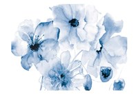 Flowering Blue Fine Art Print