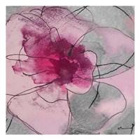 Flower Bomb 1 Framed Print