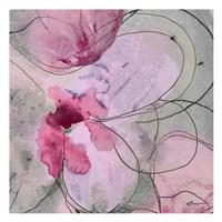 Flower Bomb 2 Framed Print