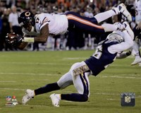 Alshon Jeffery 2015 Action Fine Art Print