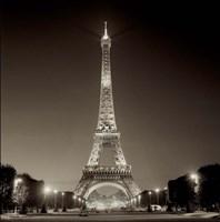 Tour Eiffel I Fine Art Print