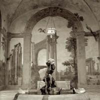 Lombardy Giardini I Framed Print