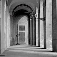 Firenze III Framed Print