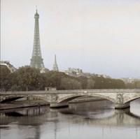 Tour Eiffel 3 Framed Print