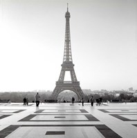 Tour Eiffel 4 Framed Print