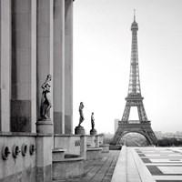 Tour Eiffel 5 Framed Print