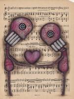 Nuestro Amor Eterno Fine Art Print