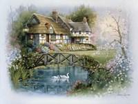 Cottage 3 Fine Art Print
