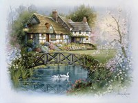Cottage 3 Fine Art Print