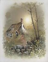 House A Fine Art Print