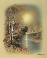 House D Fine Art Print