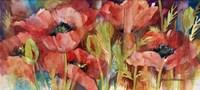 Petals On Parade Fine Art Print