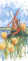 Dutch Vignette Fine Art Print