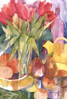 Tabletop Tulips Fine Art Print