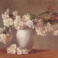 "Cherry Blossom by Valeriy Chuikov - 6"" x 6"""