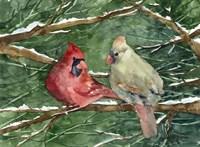 Nestled Together Fine Art Print
