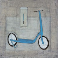 Scoot Fine Art Print