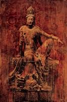 Q'uan Yin Fine Art Print