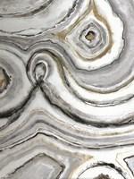 Shades of Gray i Framed Print