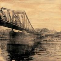 Frankfurt III Fine Art Print