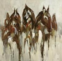 Equestrian Fine Art Print