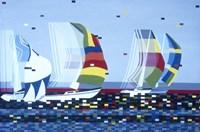 Sail Boat Fine Art Print