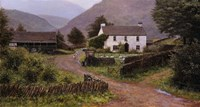 Yew Tree Farm Fine Art Print
