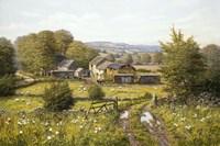 Dale Farm Fine Art Print