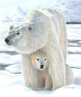 Polar Love Fine Art Print