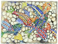 Pebble Pond Fine Art Print