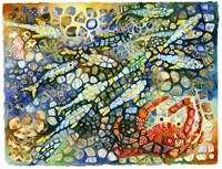 Sardine Business Fine Art Print