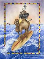 Ride The Wave Fine Art Print