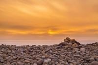 Endless Rock Sunset Fine Art Print