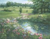 Reflective Beauty Fine Art Print