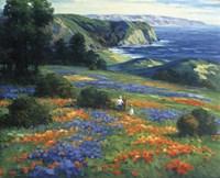 Floral Domain Fine Art Print