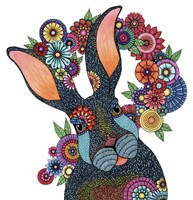 Mr. Rabbit Fine Art Print